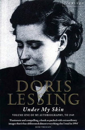 Doris Lessing A Hunger For Books Poetry Dispatch border=