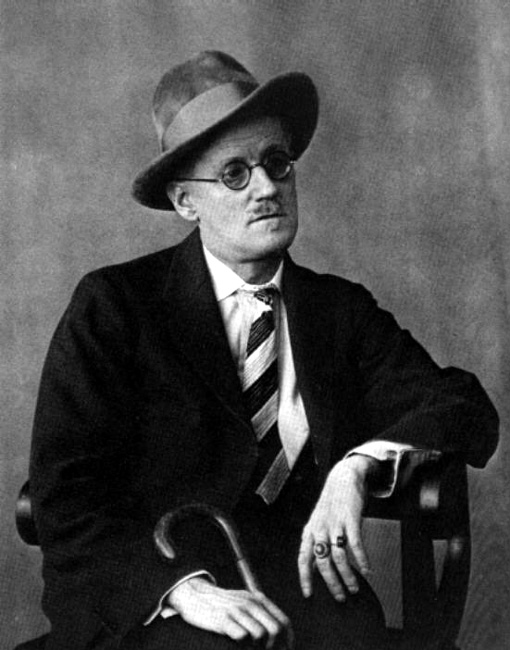 Sex life of james joyce