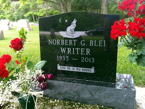 Norbert Blei Memorial | June 29, 2013