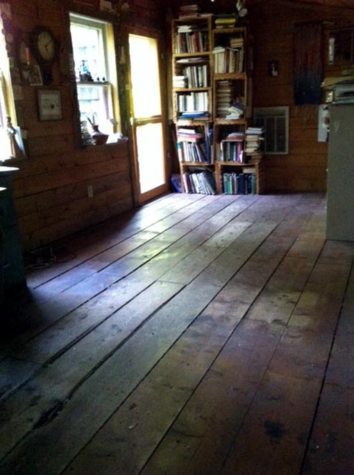 Robert M. Zoschke | Norbert Blei's writing quarters