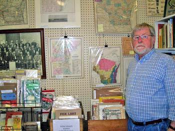 Charlie Calkins, Bookseller