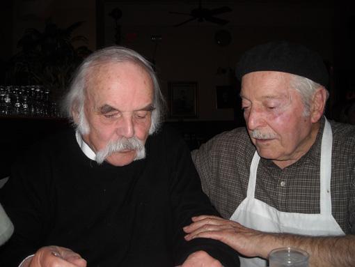 Norbert Blei & Branko Radicevik